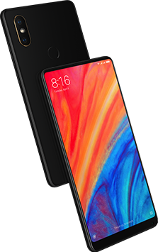 Xiaomi Mi Mix 2S Wireless power