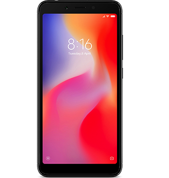 Xiaomi Redmi 6 Exclusively with Three