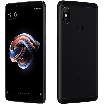Xiaomi Redmi Note 5 Harness Snapdragon power
