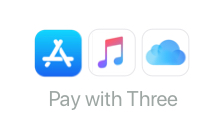 enable 3Billing in the Apple App Store