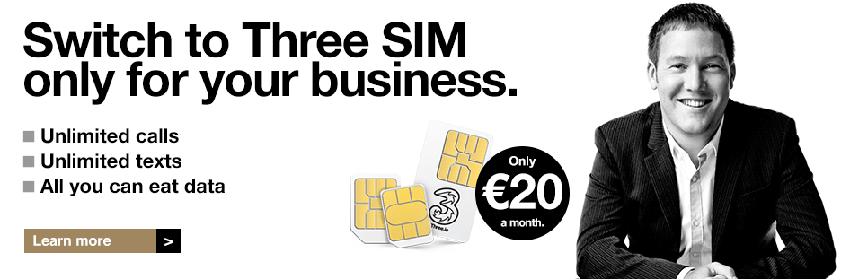 My business - SIM only.