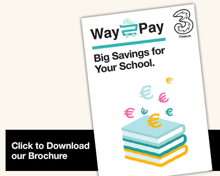 Education - Way2Pay - three.ie