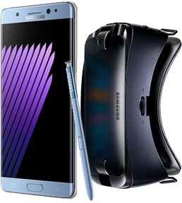 Samsung Galaxy Note 7 now available for Pre-order