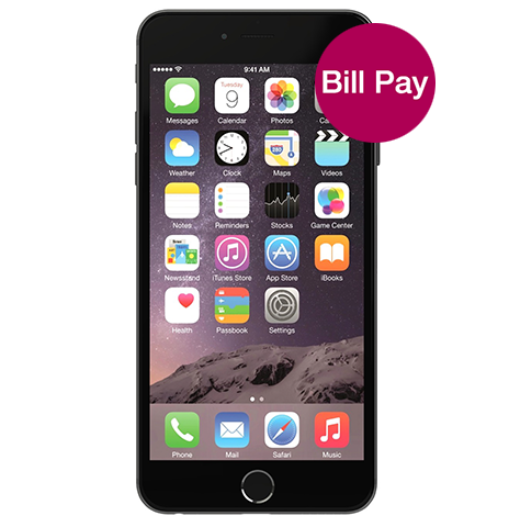 Move from Prepay to Bill Pay