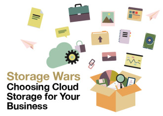 Storage Wars – Choosing Cloud Storage for Your Business