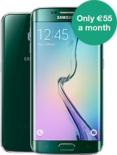 Emerald Green Galaxy S6 Edge